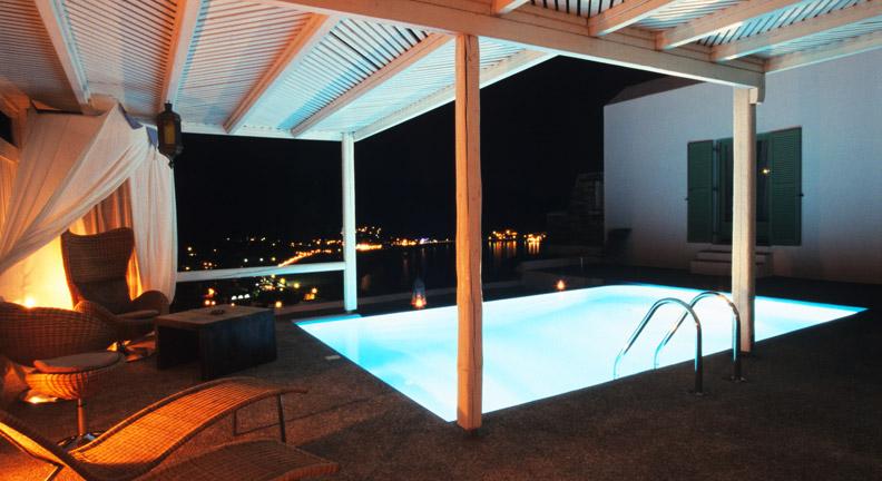 Levantes Luxury Resort Ios Island